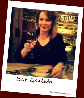 Bar Galleta Kim Montero Life, blog, Madrid Life