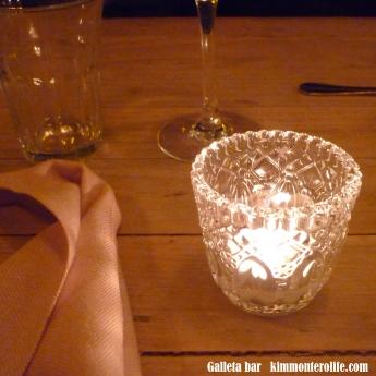 Bar Galleta, table, blog Kim Montero Life